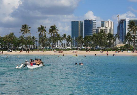 Vil du feriere blant USAs mest fornøyde innbyggere?: Hawaii kåret til USAs lykkeligste stat