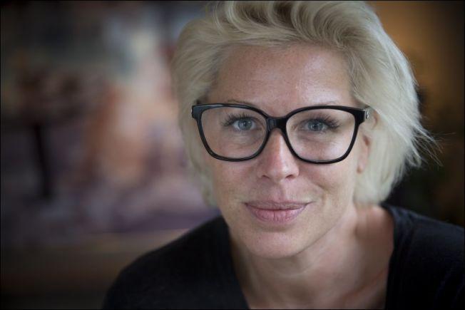 VIL BESTEMME SELV:  Anne Kat Hærland skriver om aktiv dødshjelp i VG Helg i dag. Foto: Terje Bringedal
