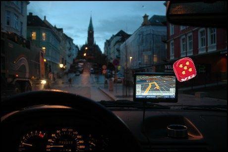Panasonic GP50 har en svært trykkfølsom skjerm. (Foto: Einar Eriksen / Amobil.no)