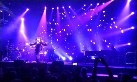 MAGISK: Prince i Bergen. Foto: Tor Martin Bøe