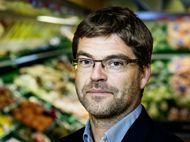 FORKLARER PRISØKNINGEN: Kommunikasjonssjef Harald Kristiansen i Coop Norge.