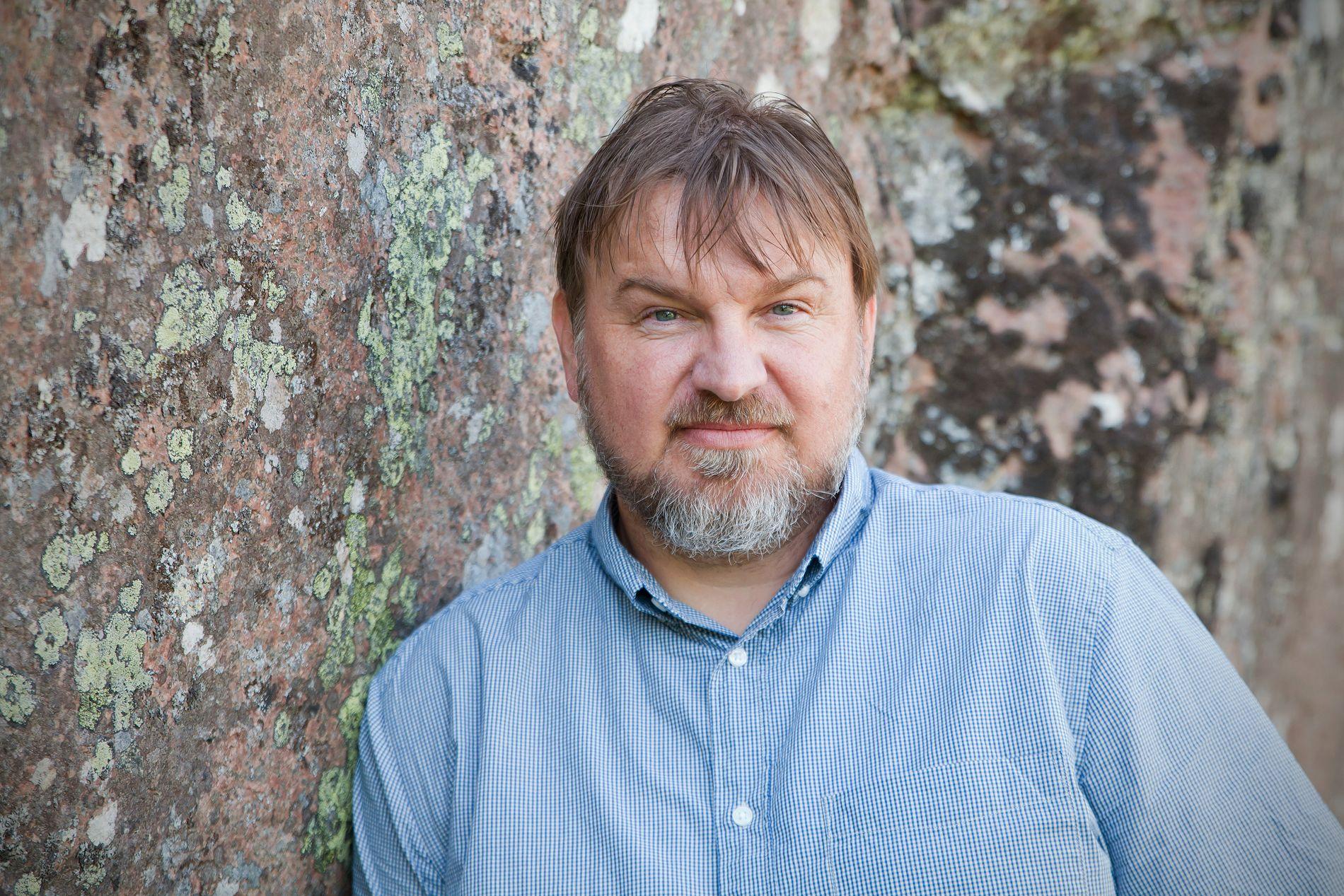 VIL VINNE: Halvor Sveen går for seier i årets «Farmen»