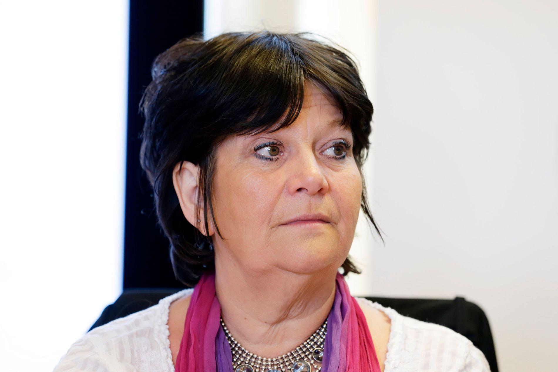 LETTET: Da Godskesen fikk høre fra sin partigruppe i Europrådet at Frp ikke uten videre kunne kaste henne var det en stor lettelse, sier hun.