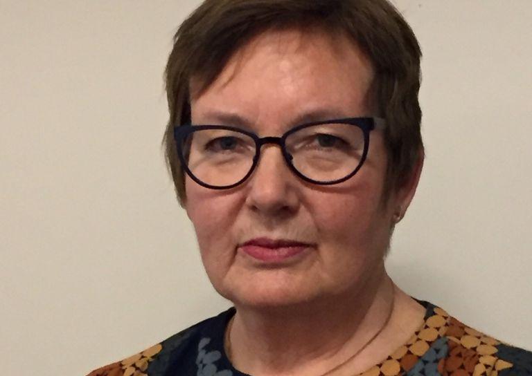 IKKE IMPONERT: Åse B. Lilleåsen, leder av Senterkvinnene i Hedmark og nestleder av Senterkvinnene sentralt, er  skuffet over gruppeledervalget i Hedmark.
