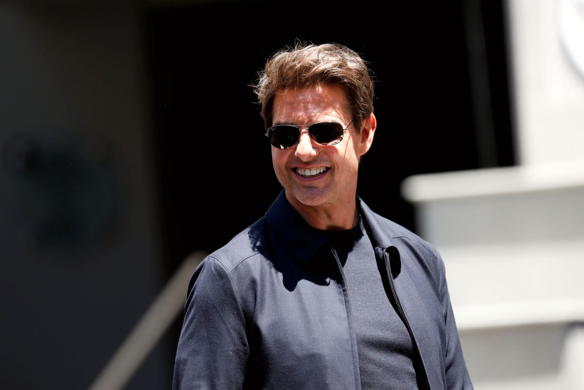 STJERNE: Skuespiller Tom Cruise i forbindelse med lanseringen av filmen «The Mummy».