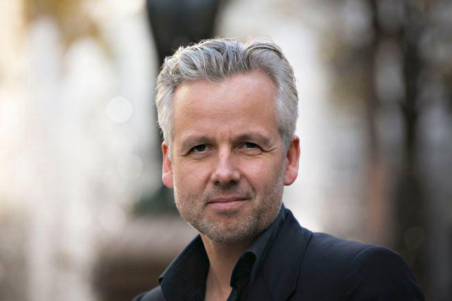 NY BOK: Ari Behn er nå aktuell med novellesamlingen «Tiger i hagen».