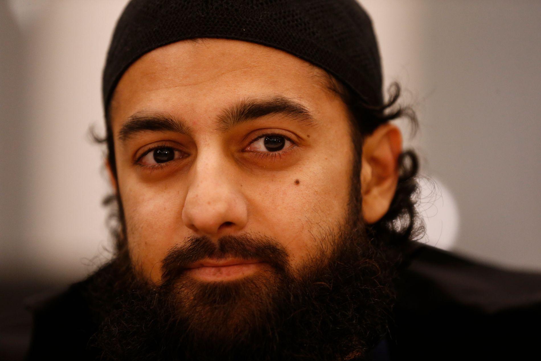 NEKTET: Da ankesaken mot islamisten Ubaydullah Hussain (32) ble avholdt i Borgarting lagmannsrett i fjor, bestred han alle terroranklager som ble rettet mot ham. 32-åringen var også tydelig på at han hadde brutt med det ekstremistiske miljøet på Østlandet.