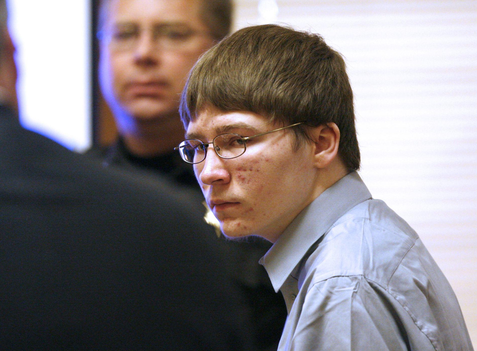FORTSATT I FENGSEL: På tross av at dommen mot nå 27 år gamle Brendan Dassey er opphevet, sitter han fortsatt inne, ti år etter mordet på Teresa Halbach.