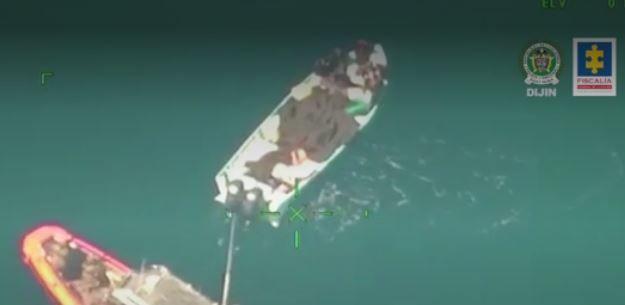 SMUGLET I SEILBÅTER: Ifølge colombiansk politi ble narkotikaen smuglet ut av Colombia i seilbåter som også ble brukt til å frakte turister.