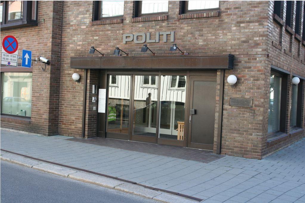 VRAKET: Planene i det gamle politihuset i Tønsberg ble raskt vraket da Vestfold ble valgt til hovedsete i Sør Øst politidistrikt.