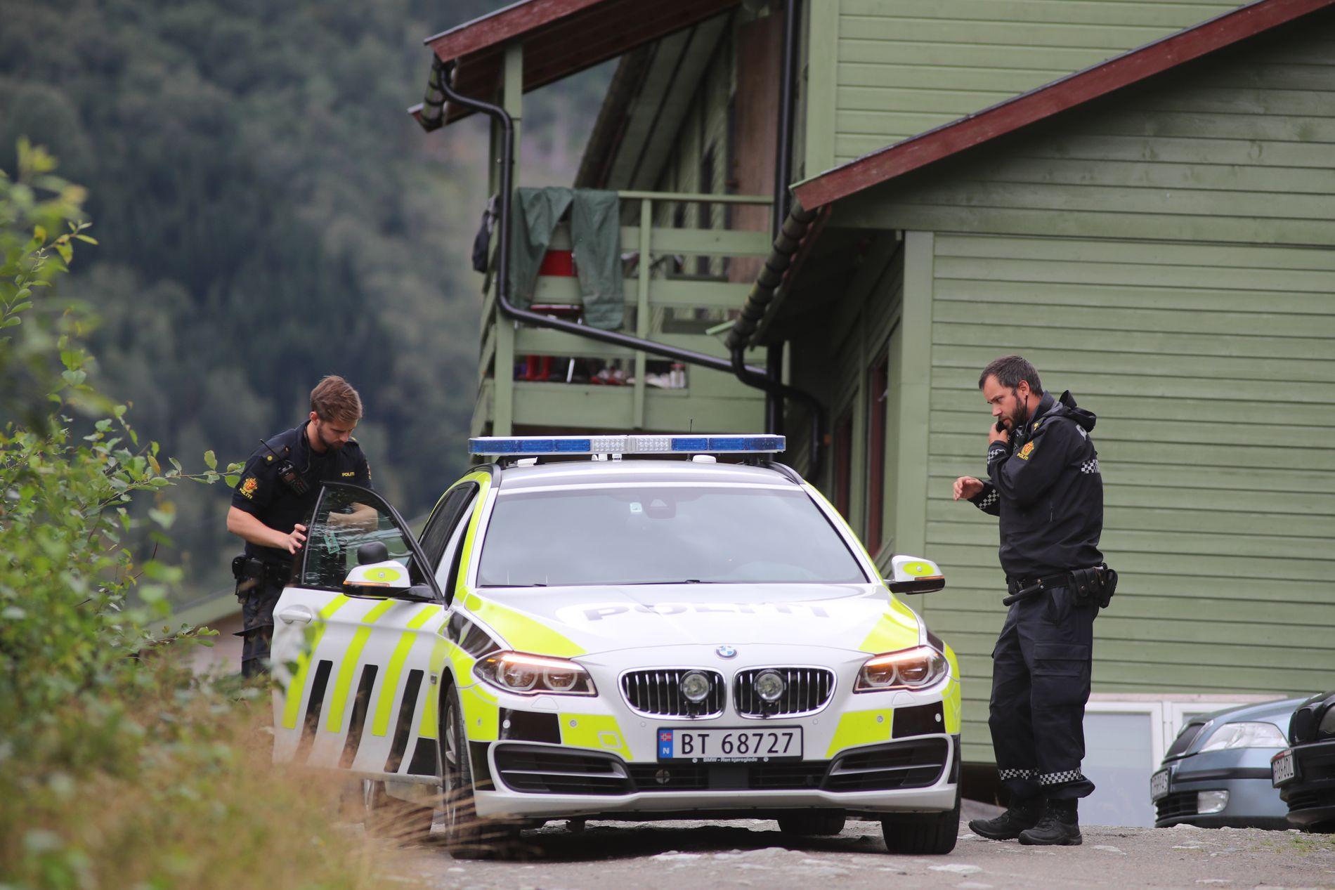 PÅGRIPELSE: Den polske statsborgeren som er siktet for menneskehandel, ble pågrepet mandag.