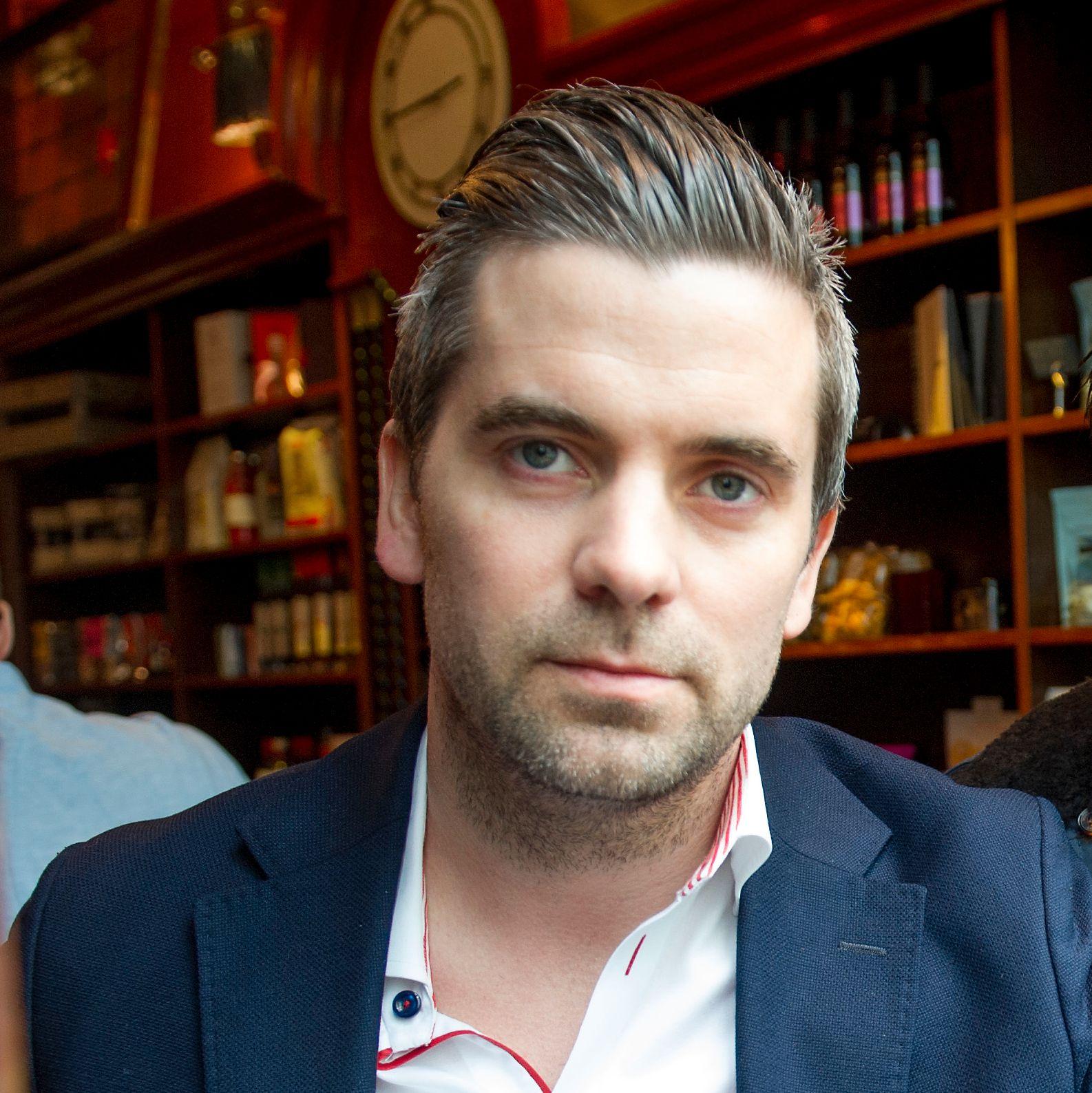 Eiendomsinvestoren Eirik Bysheim Hokstad fra Bergen.
