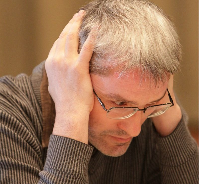 TOPP 60: Igors Rausis er i skrivende stund rangert som verdens 53. beste sjakkspiller.