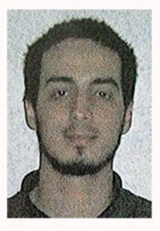 BOMBET FLYPLASSEN: Najim LaachraouiIT.
