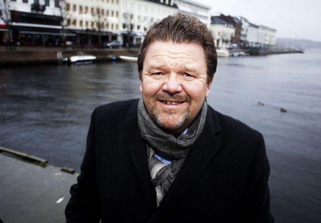 VRAKES:  Øystein Djupedal har vært fylkesmann i Aust-Agder siden 2008. Han får ikke jobben som ny fylkesmann for det sammenslåtte embetet i Agder.FOTO: PETTER EMIL WIKØREN