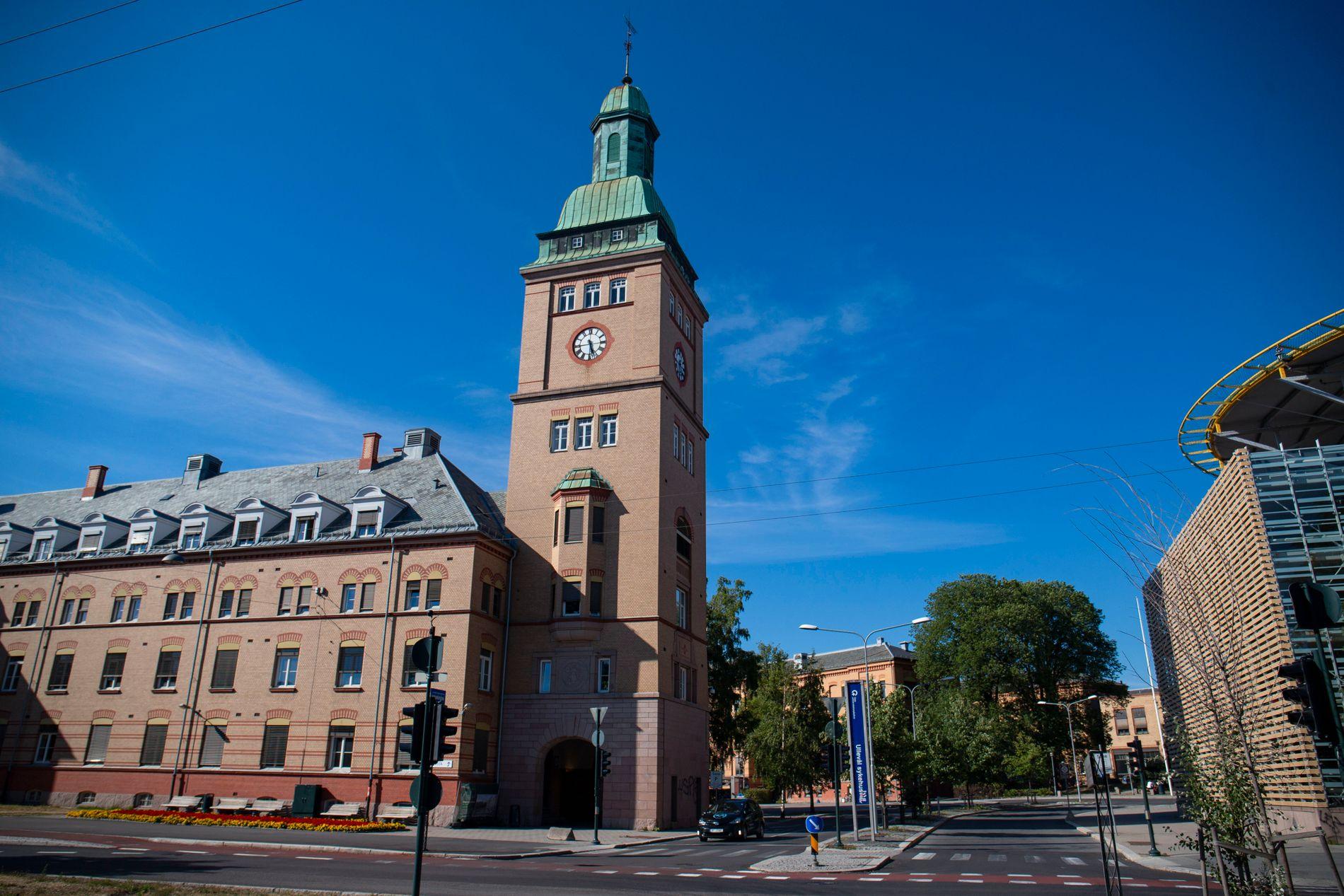 Ullevål sykehus i Oslo skal etter planen legges ned. Foto: Fredrik Hagen / NTB scanpix.