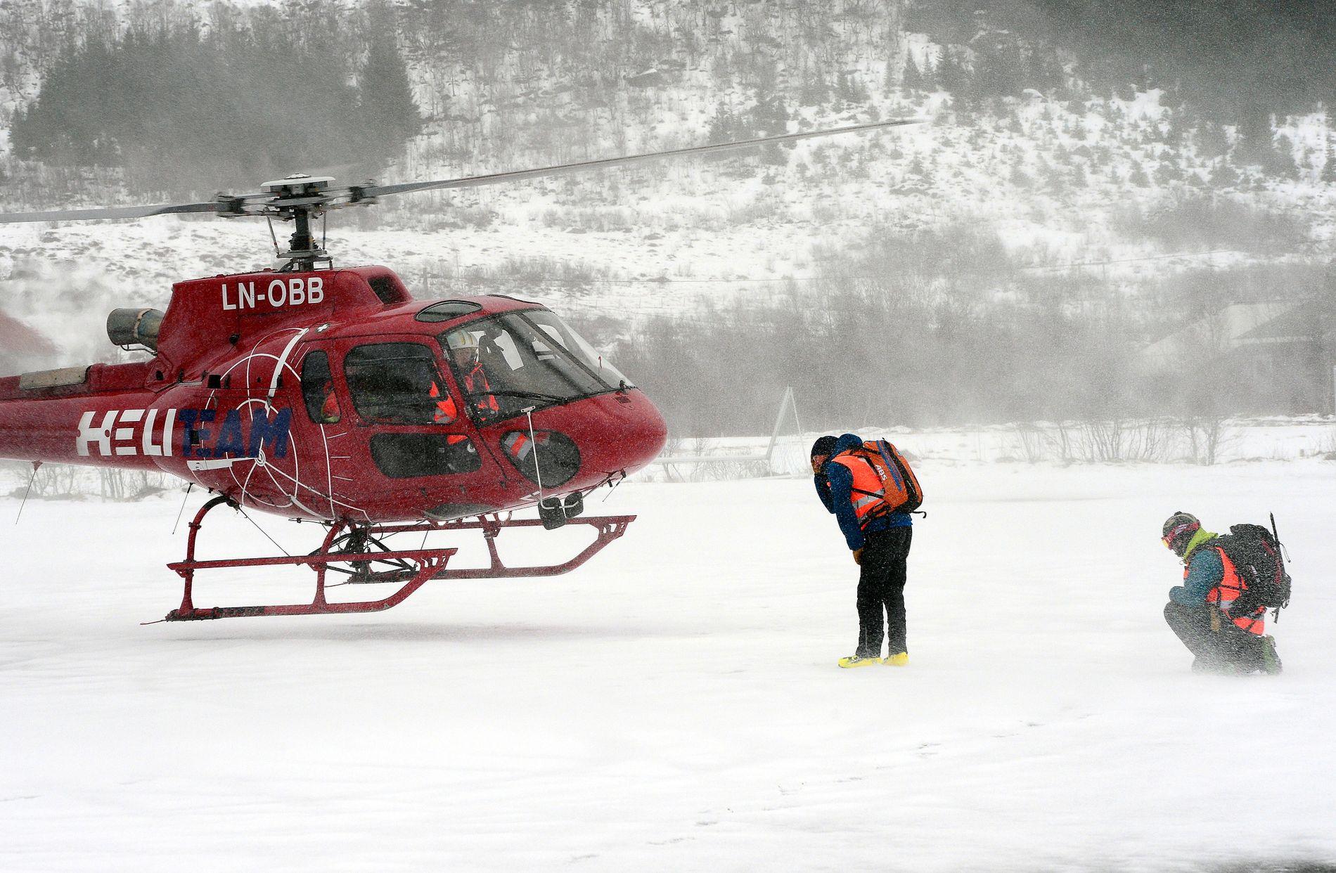 KAN BLI SKREDPÅSKE: Med så ustabile snølag over hele landet frykter NVEs skredeksperter for skredulykker denne påsken.