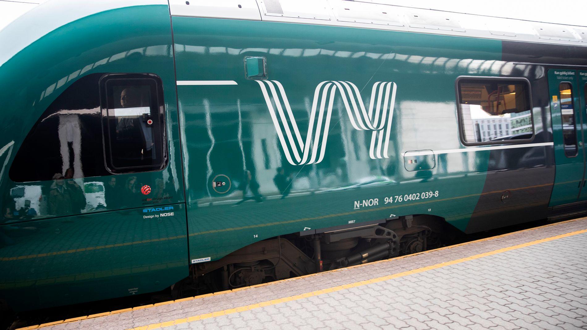 STREIKEFARE: Ved midnatt går fristen ut i meklingen mellom Norsk Jernbaneforbund og Vy.