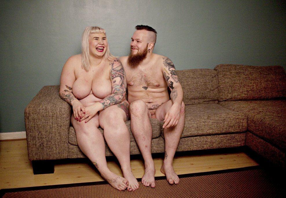 Hot menn og kvinner swinger