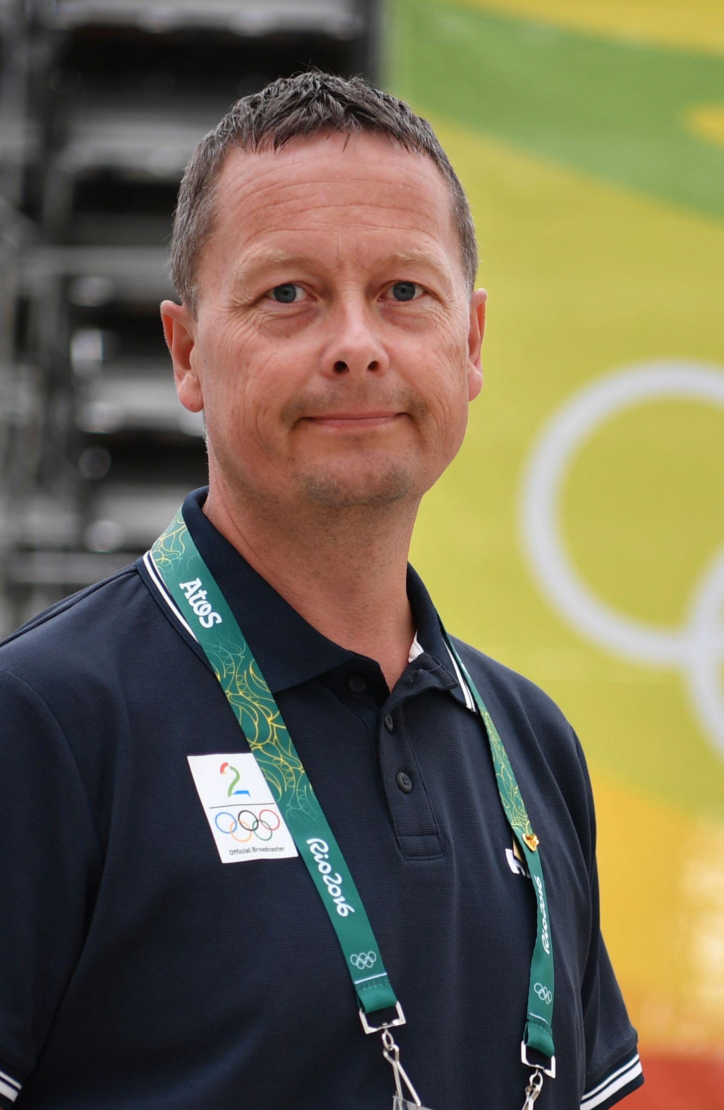 KOMMUNIKASJONSSJEF: Jan-Petter Dahl i TV 2.