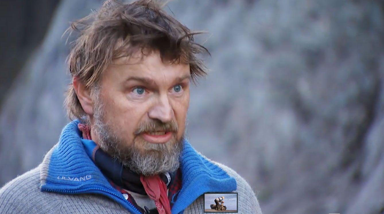 LETTET: Halvor Sveen er ettstort skritt nærmere finalen i «Farmen».
