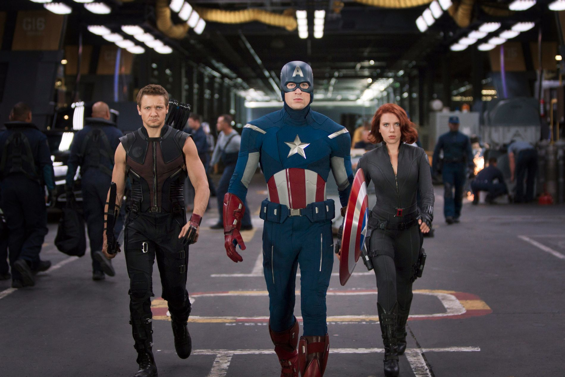 Holder: Stan Lee, who died on social media, was Jeremy Arnner, Chris Evans and Scarlett Johansson. Here they are