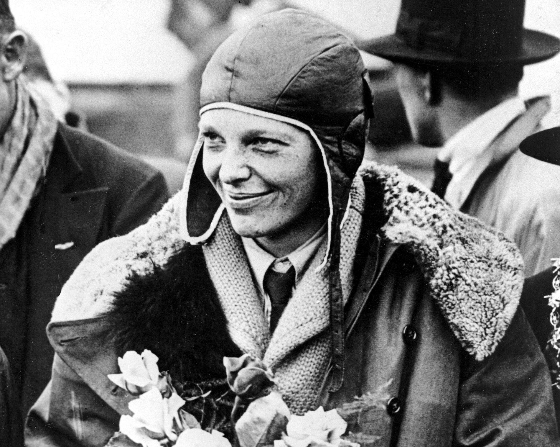 MYSTERIUM: Flygeren Ameila Earharts forsvinning har vært et mysterium i over 80 år.