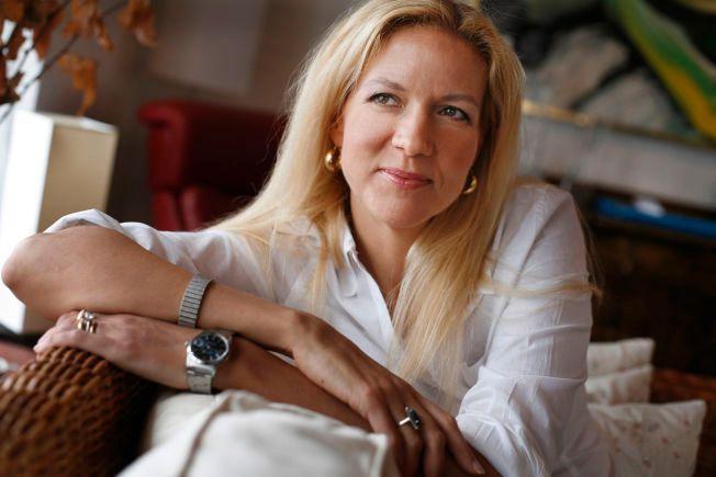 Tidsmæssigt Bokanmeldelse: Liza Marklund: «Jernblod» XZ-79