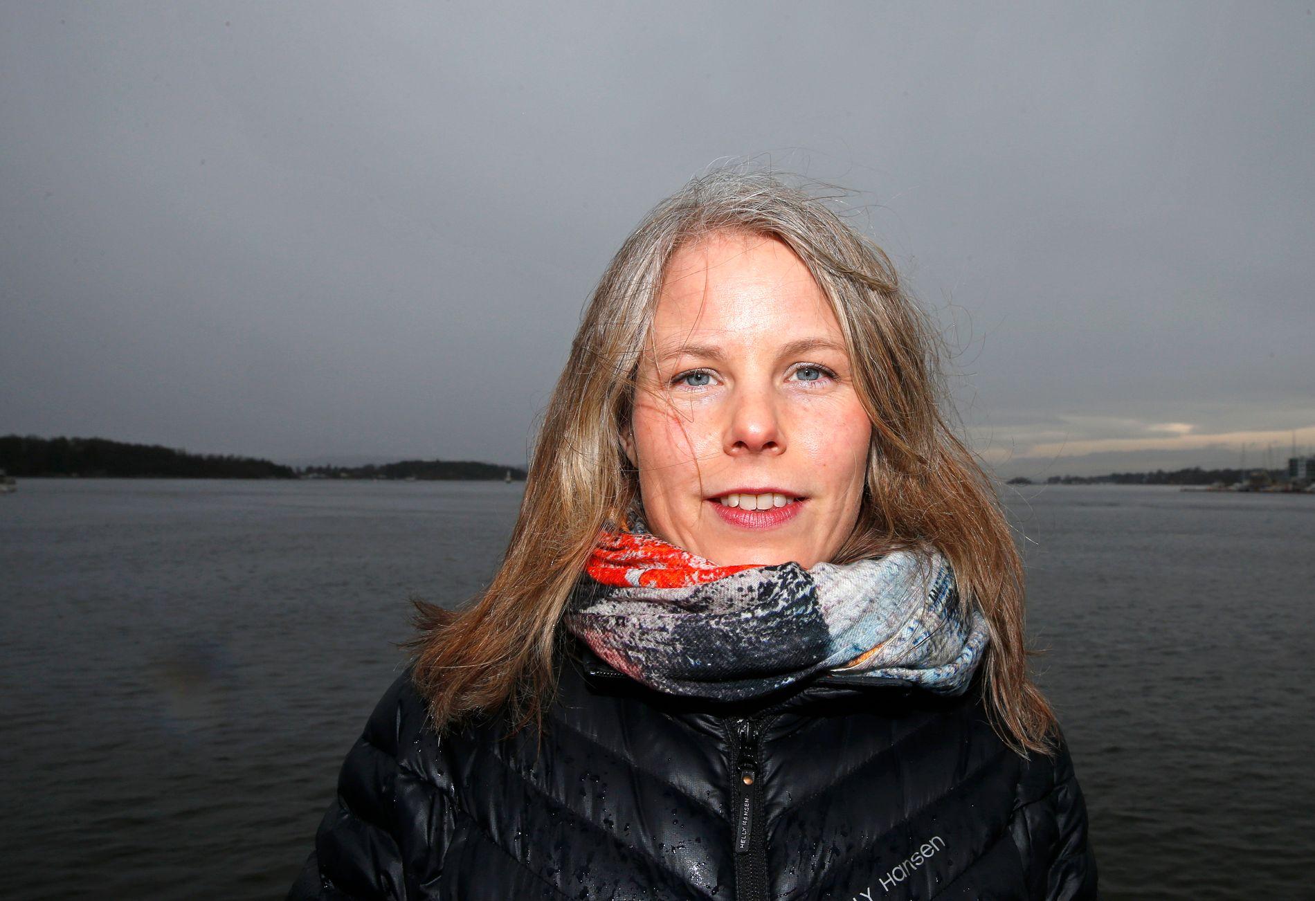 SOSIALIST: SV-nestleder Kirsti Bergstø reagerer i likhet med Ap-ordføreren på Lillehammer på justisministerens tale på frigjøringsdagen 8. mai.