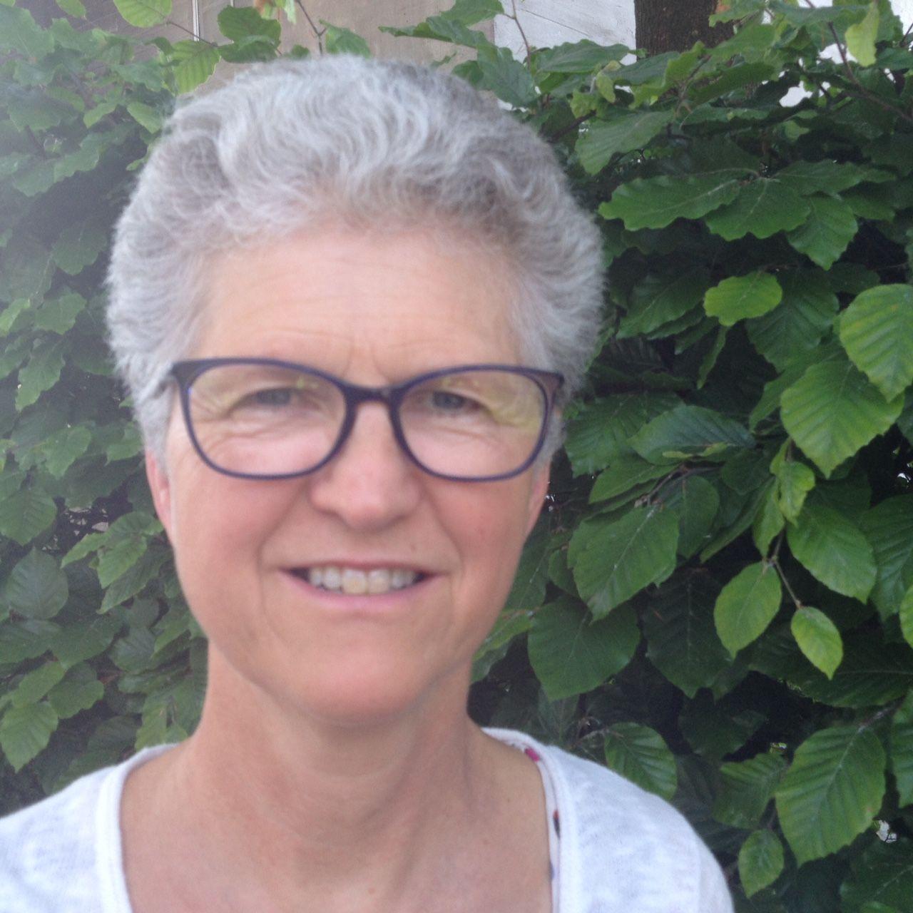 UNGDOM VIL SKJULE NOE: Helsesøster Berit Johansen tror nakenbilder er det dagens ungdom holder hemmelig for de voksne