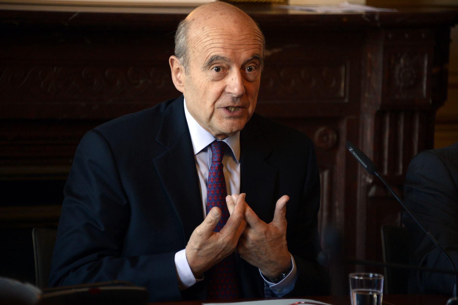 KANDIDAT OG ORDFØRER: Alain Juppé var statsminister under president Jacques Chirac fra 1995 til 1997 og er nå ordfører i Bordeaux.