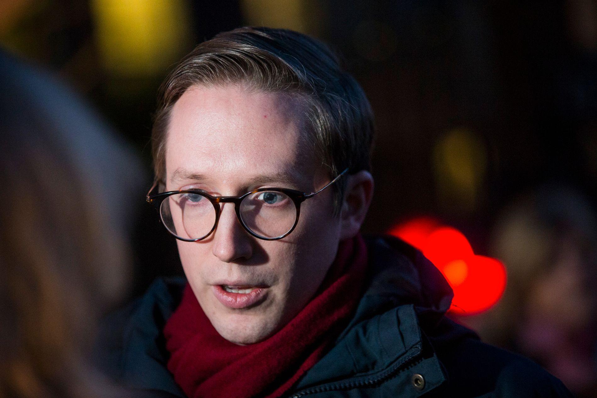 VARSLET: Tre måneder før Kristian Tonning Riise ble valgt til leder for Unge Høyre ble det varslet om en alvorlig seksuell episode.