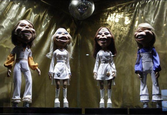 Mamma Mia - endelig får Stockholm ABBA-museum