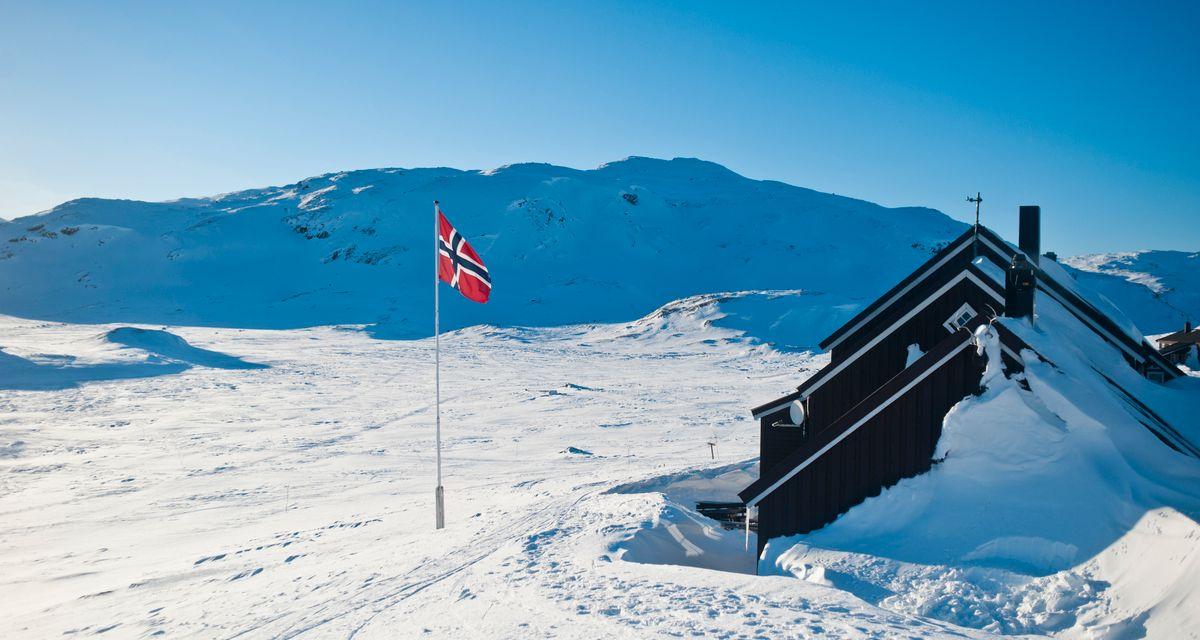 Hytte til hytte på ski