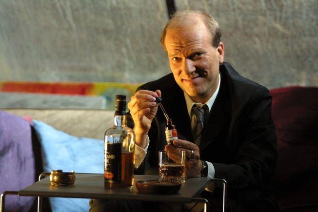 DEN GANG: Det begynner å bli lenge siden Ingar Helge Gimle spilte Arne Marcussen i «Hotel Cæsar», men det er en rolle mange husker.