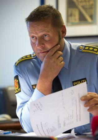 SJEF: Einar Aas leder Seksjonen for organisert kriminalitet ved Oslo politidistrikt.
