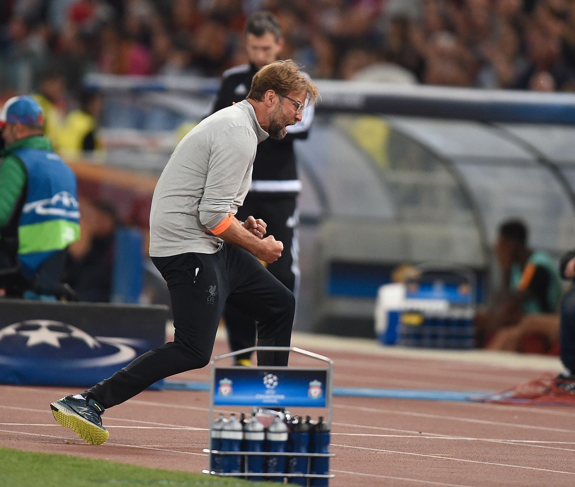 MESTEREN: Jürgen Klopp har skapt underverker av Liverpool.