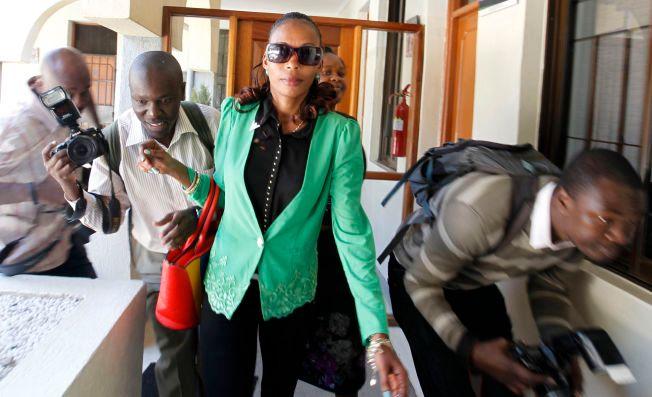 TESTET POSITIVT: Den kenyanske maratonstjernen Rita Jeptoo ble tatt for doping med EPO tidligere i år. Nå frykter kenyanerne at landet blir det neste til å få det internasjonale spøkelset rettet mot seg på grunn av dopingmisbruk. Siden 2012 er 35 utøvere enten suspendert eller utestengt for doping i den østafrikanske nasjonen.