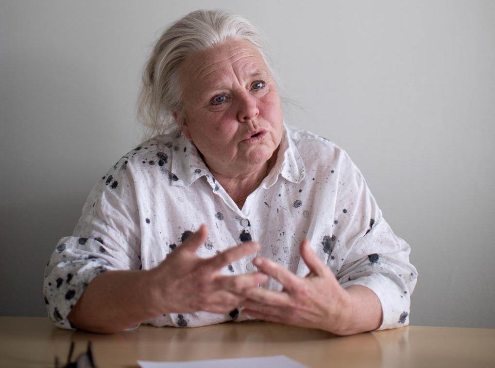 INGEN KOMMENTAR: Talsperson Ing-Marie Larsson sier hun ikke kan bekrefte om det er sosialtjenesten i Göteborg som får ansvaret for de syv barna til IS-krigeren.