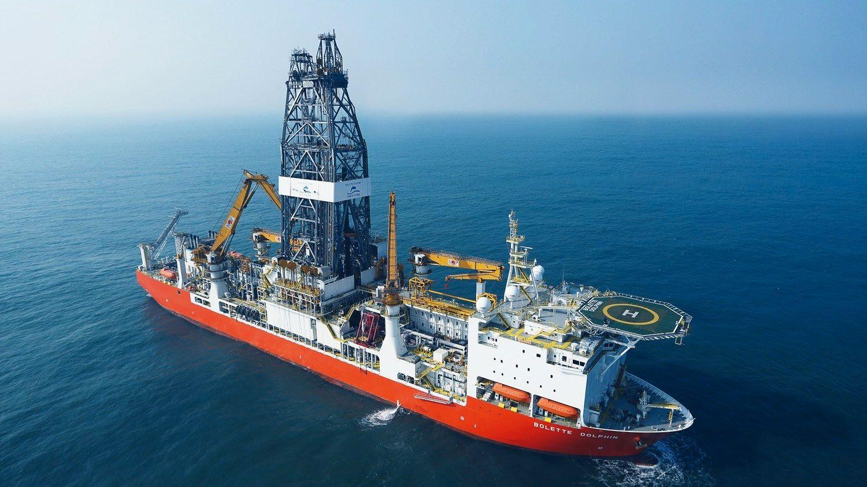 TIL SALGS: Fred. Olsen Energy skal, som et ledd i den nye redningsplanen, selge Bolette Dolphin.