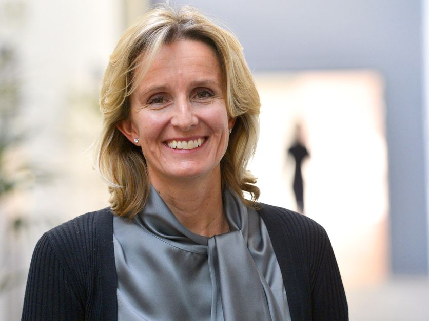 Irene Rummelhoff, konserndirektør for Markedsføring, Midstrøm og Prosessering (MPR) i Equinor