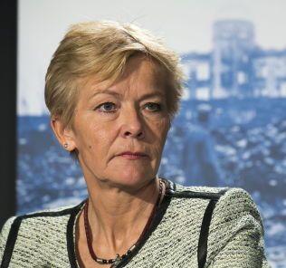 IKKE REALISTISK: Generalsekretær Liv Tørres i Norsk Folkehjelp støtter Flyktninghjelpens kritikk av Fremskrittspartiet.