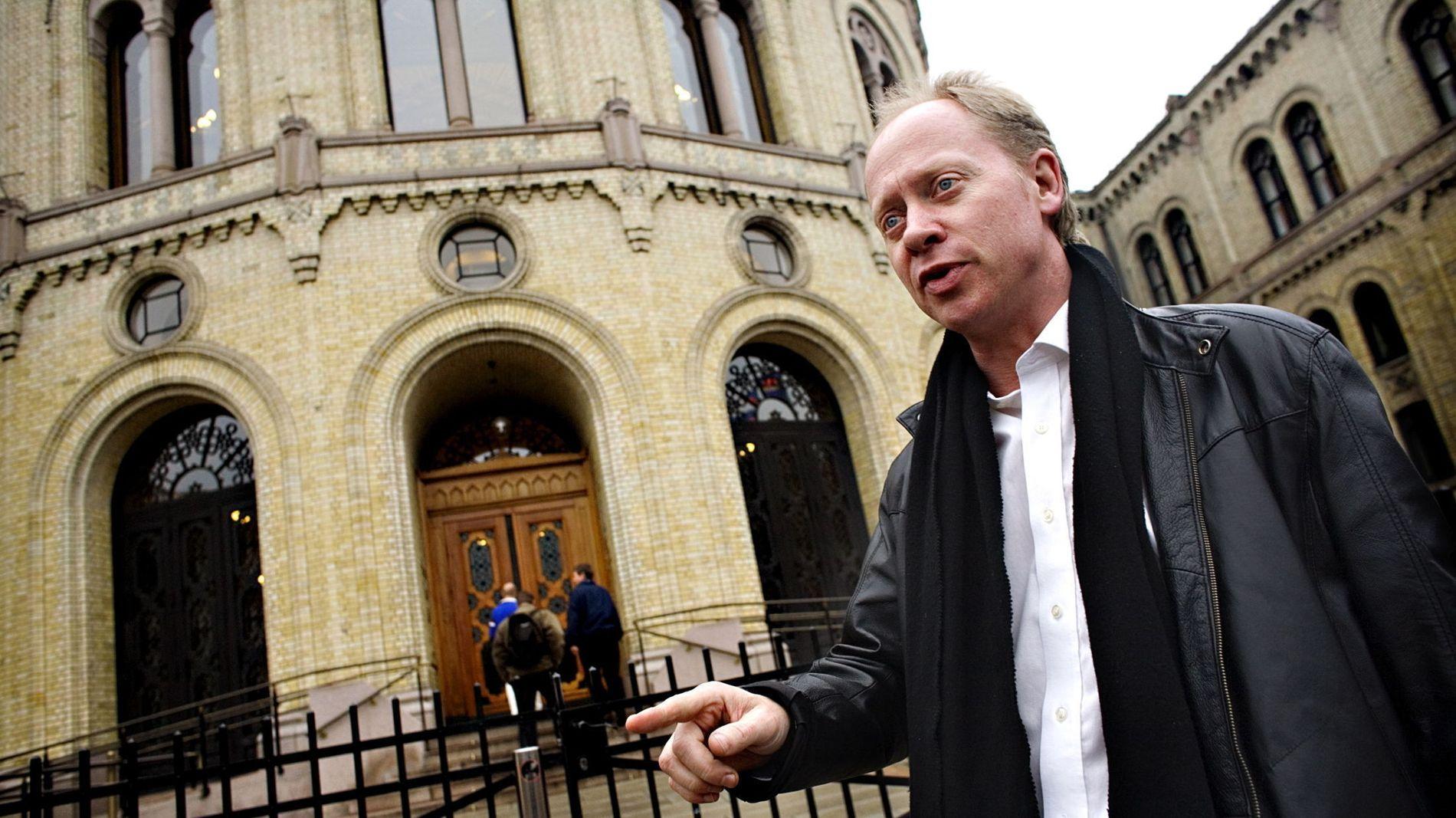 KLAR: Fremskrittsparti-politiker Jan Arild Ellingsen sier han forventer at regjeringen får oljepengebruken opp til fire prosent i statsbudsjettet.