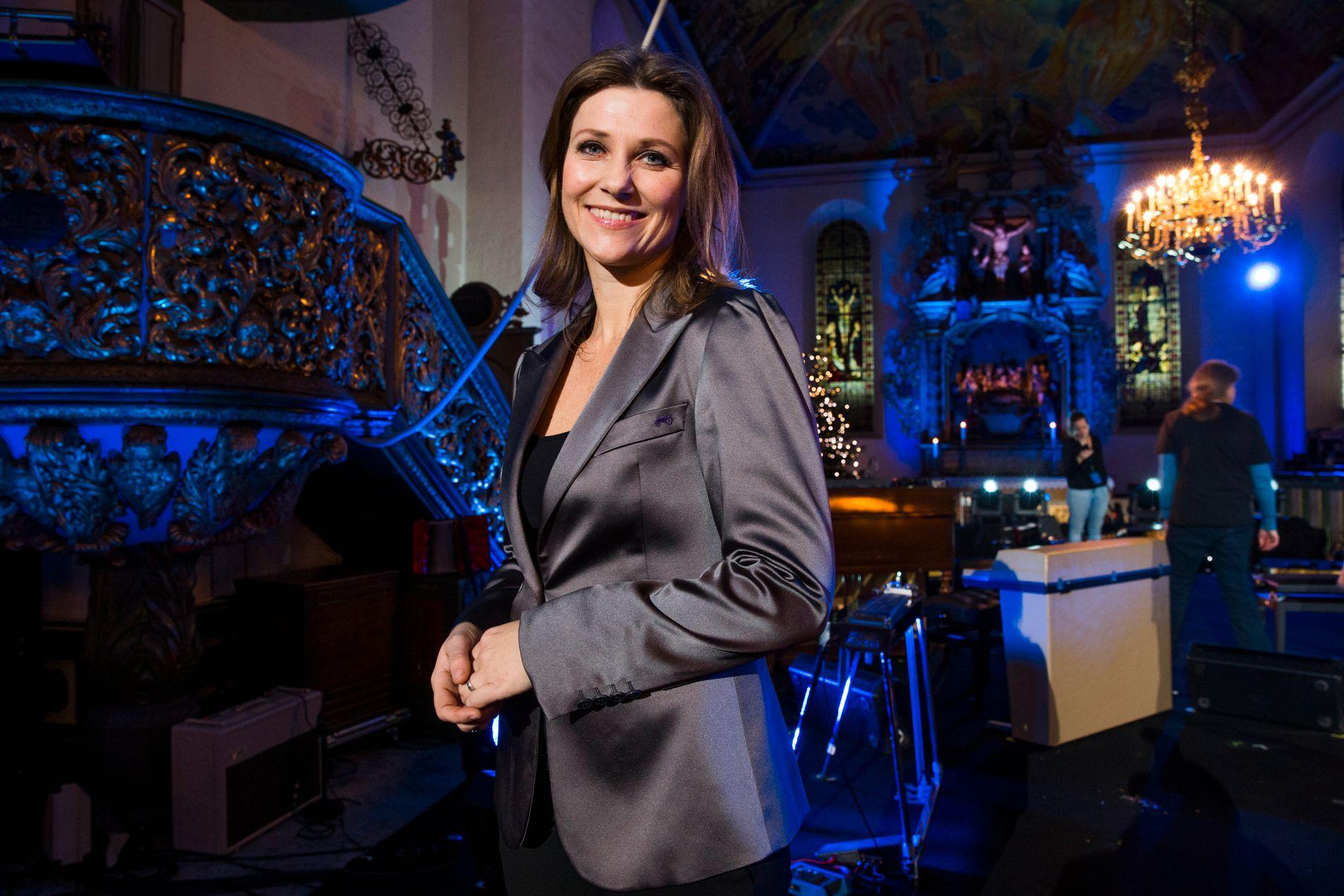 KOM IKKE: Prinsesse Märtha Louise valgte å være sammen med barna sine, opplyser Slottet.