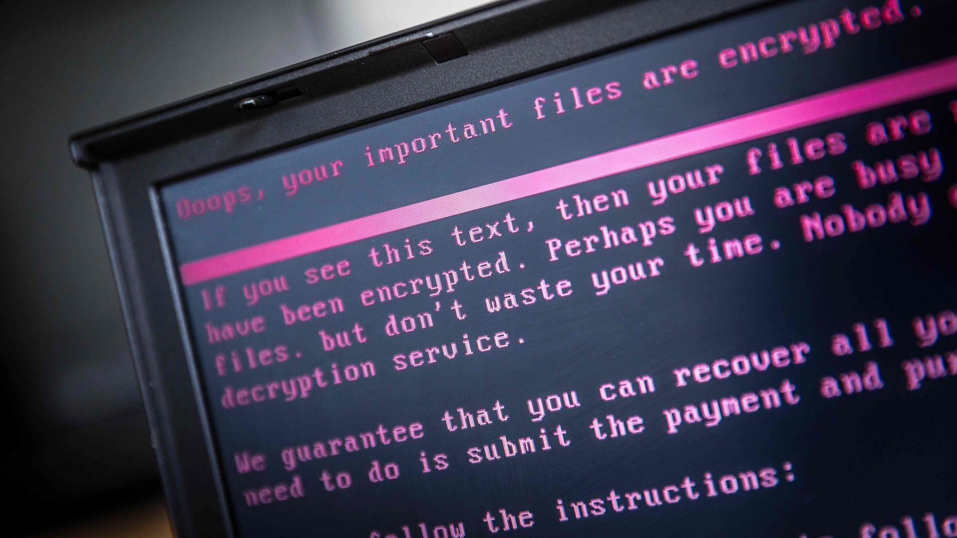 Det siste året har utbredelsen av såkalt ransomware eksplodert. Denne tar datamaskinen som gissel og hackerne krever løsepenger for å låse den opp.
