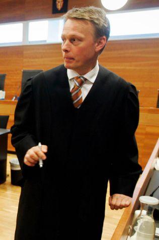 FORSVARER: Advokat Jan Erik Teigum forsvarer den ene av de tiltalte 31-åringene.