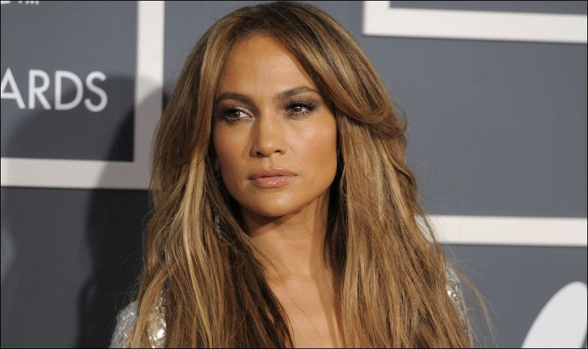 LATINSTJERNE: Jennifer Lopez (44) - her på et bilde fra en tid tilbake. Foto: AP