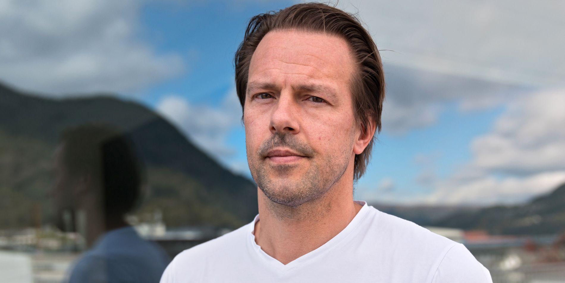 KOMMUNEOVERLEGE I FØRDE: Øystein Furnes.