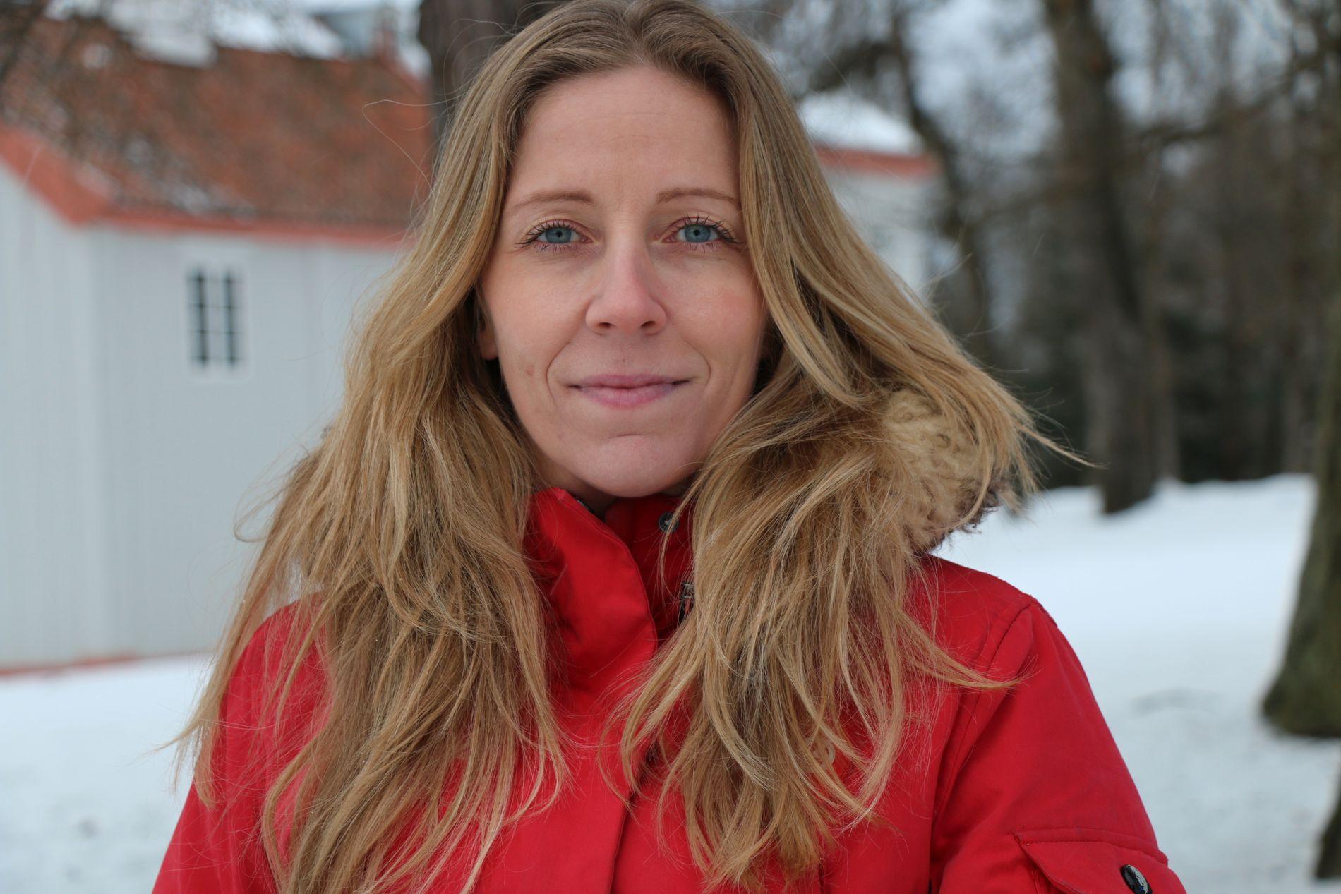 FORSTÅR IKKE ENGASJEMENTET: Nina Jensen, generalsekretær i WWF-Norge.
