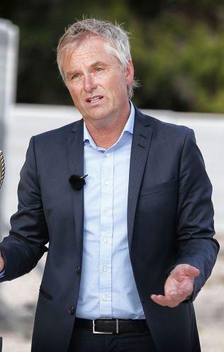 LOVER GODT: - Dette lover godt for resten av sesongen, sier en storfornøyd Dag Erik Pedersen